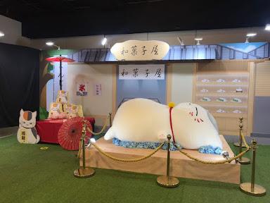 [迷迷動漫] 喵皇到!11/28《夏目友人帳》大貓台北翻轉動漫祭首翻肚