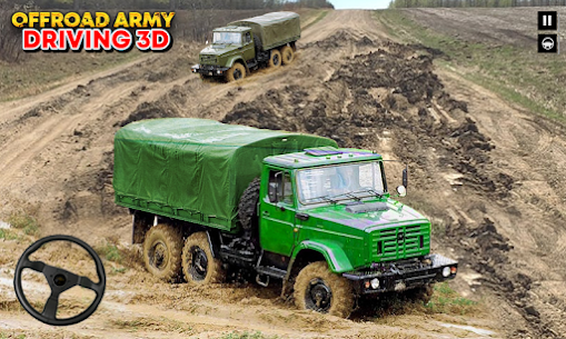 Army Truck Driving 2020: Cargo Transport Game 1.1 Latest MOD APK 1