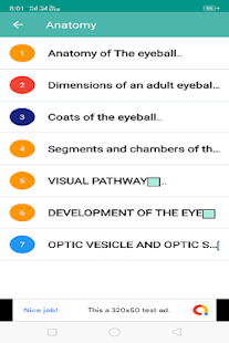 Download Ophthalmology Offline For PC Windows and Mac apk screenshot 3