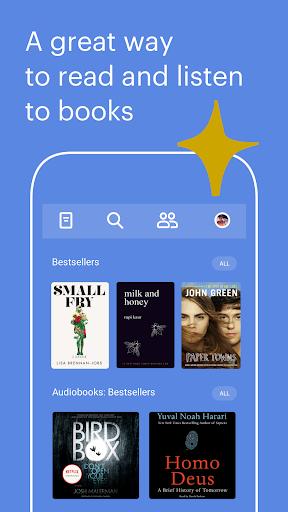 Bookmate screenshot 1