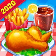 Cooking Dream: Crazy Chef Restaurant Cooking Games