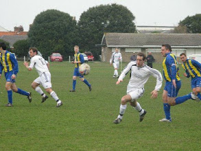 Photo: 07/03/09 v Gayton United (CL1) 2-0 - contributed by Leon Gladwell