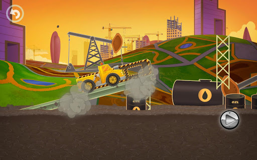 Fun Kid Racing City Builder screenshot 8