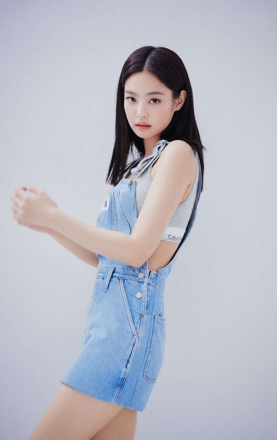 jennie overall dress