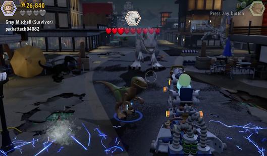 Pro LEGO Jurassic WOLRD 2 Tricks - náhled