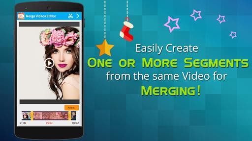 merge video editor join trim screenshot 2