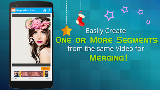 Merge Video Editor Join Trim Mod 1.35 Apk [Pro Features Unlocked] 2