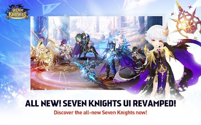 Seven Knights APK screenshot thumbnail 14