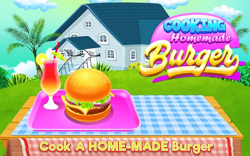 Download Homemade Burger Cooking MOD APK 9