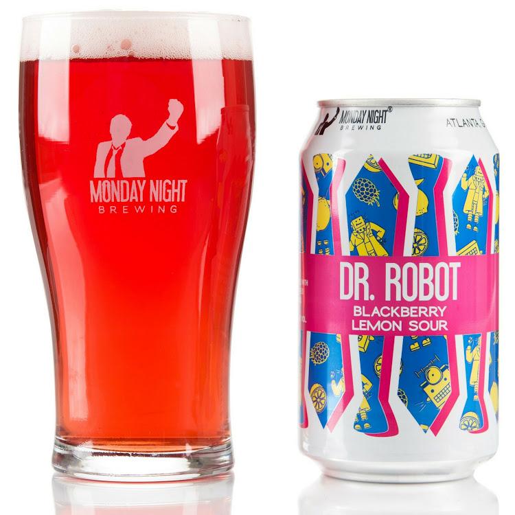 Logo of Monday Night Dr. Robot