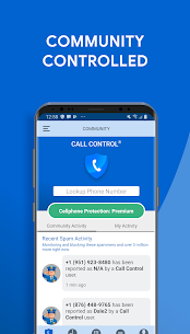 Call Control – SMS/Call Blocker. Block Spam Calls!App Download For Android and iPhone 4