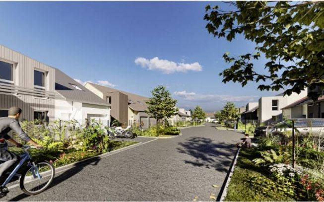 Caen maisons quartier Venoix ELIGIBLE PINEL