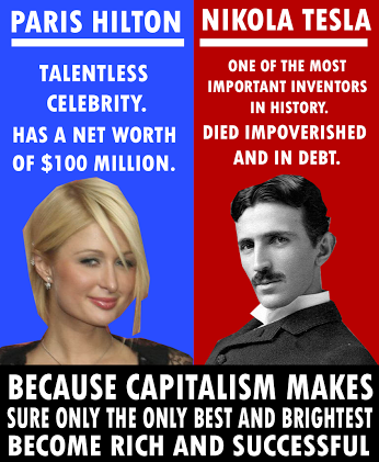 Image result for pro capitalism memes