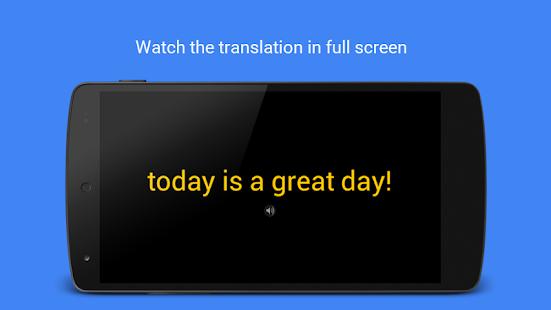 ? spanish translator - náhled