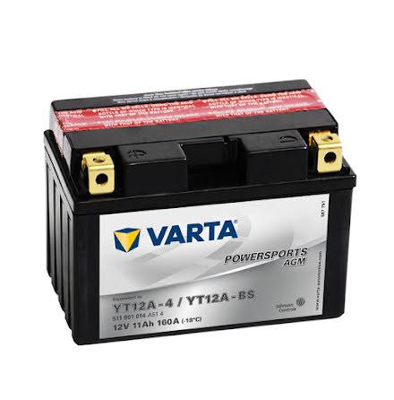 Varta MC batteri 12V/11Ah YT12A-BS