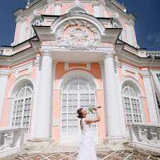 Wedding photographer Yana Slavinskaya (sentyabryaka). Photo of 03.10.2016