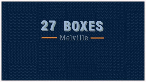 27 Boxes in Melville