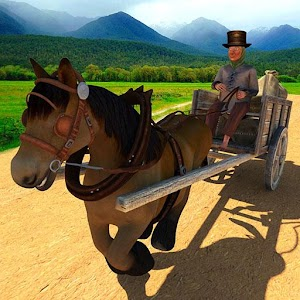 Horse Cart Simulator for PC and MAC