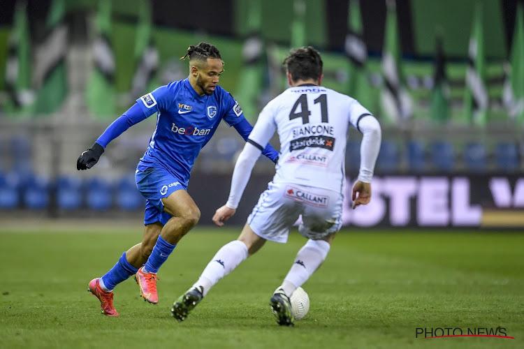 """Theo Bongonda aan de aftrap tegen Cercle Brugge: """"Dan is de keuze snel gemaakt"""""""