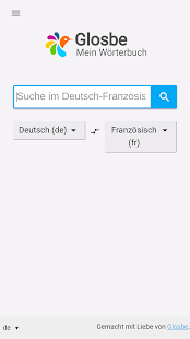 German-French Dictionary - náhled