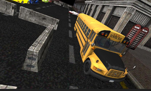 Bus Driving Simulation