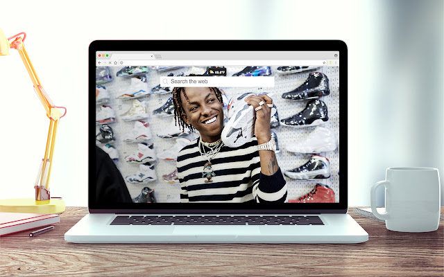 Rich the Kid Wallpapers New Tab Theme