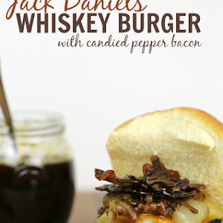 The Lager Bacon Burger