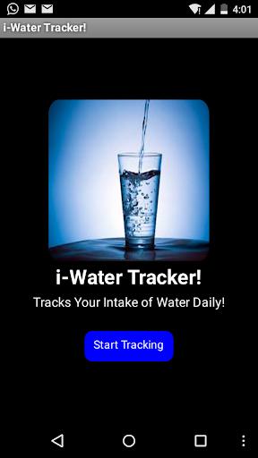 i-Water Tracker