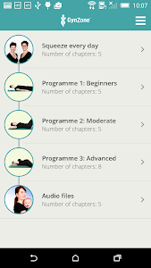 Pelvic Floor Trainer screenshot 0