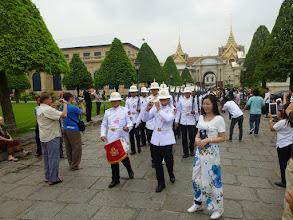 Photo: Palácová stráž je u turistů velice oblíbená.