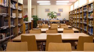 Biblioteca del municipio.