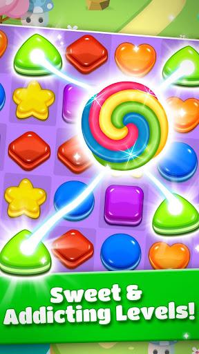 Candy Cookies: Sweet Jam Smash