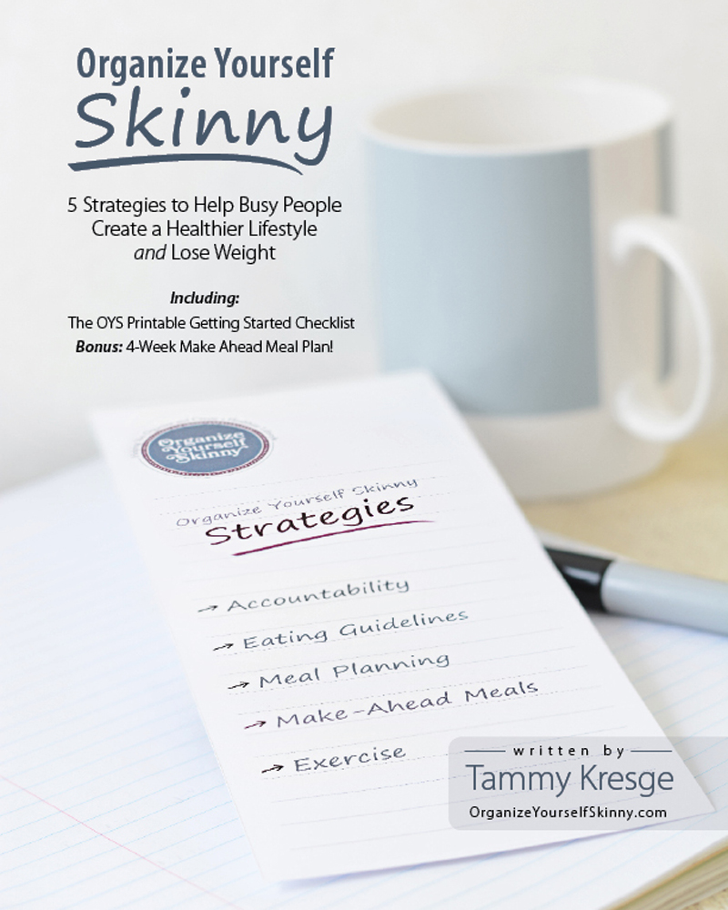 Organize Yourself Skinny Ebook