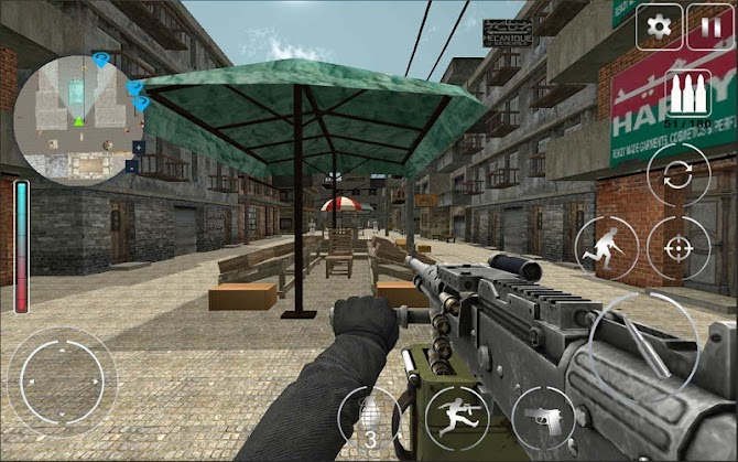 Call Of Modern Warfare : Secret Agent FPS Android 7