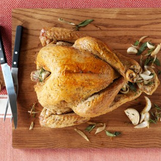 Easy Herb Roasted Turkey