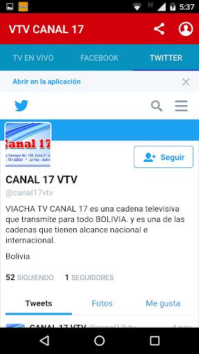 VTV CANAL 17  2