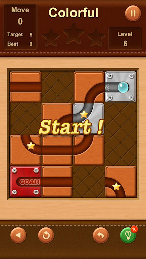 Unblock Ball: Slide Puzzle 1.15.202 screenshots 3