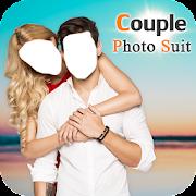 Couple Photo Suit: Love Couple Photo Suit