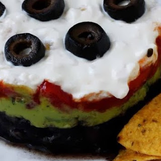 Fun Layered Dip for Any Party