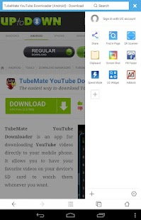  US browser -Fast Download  - náhled
