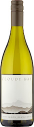 Cloudy Bay Sauvignon Blanc 2015 - 75cl