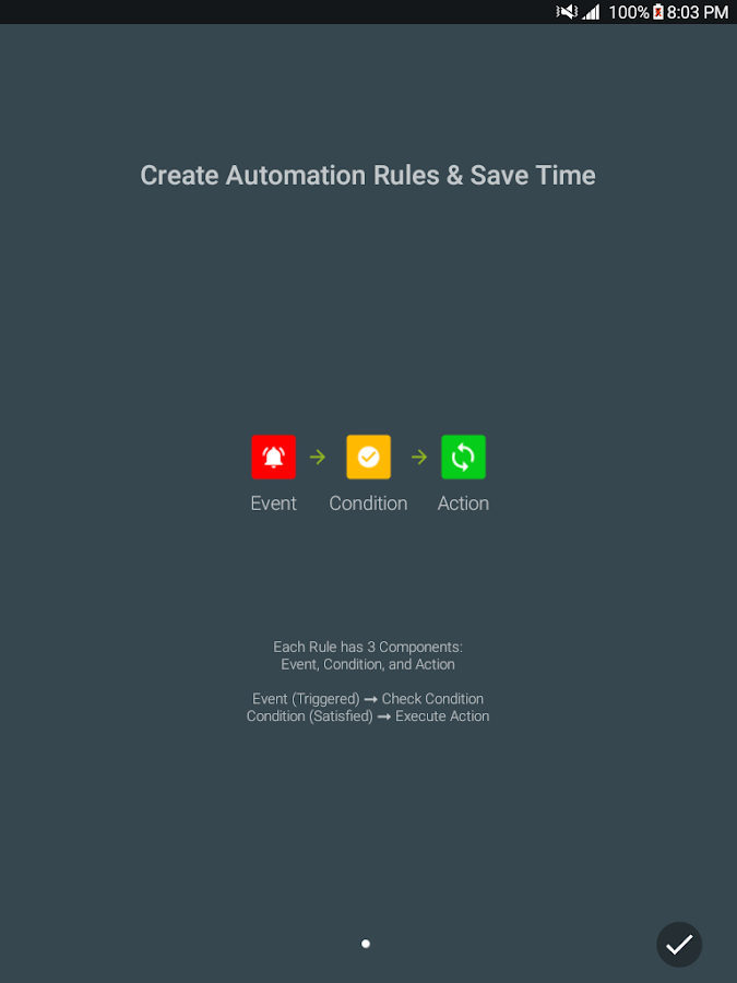 RuleBot: Automation- screenshot