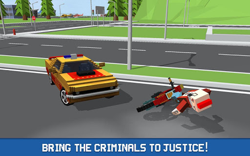 Blocky Police Driver: Criminal Transport 1.4 screenshots 4
