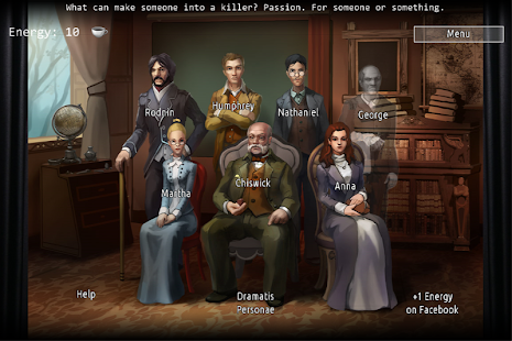 Who Is The Killer? Episode II- screenshot thumbnail