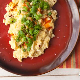 Tofu and Egg Scramble.