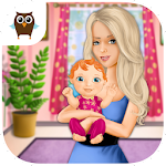 Sweet Baby Girl Newborn Baby 1.3.10 Apk