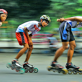 :: rollerskates :: by Addo Priambodo - Sports & Fitness Other Sports ( rollerskates )