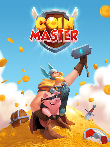 Screenshot for Coin Master in United States Play Store