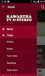 Peterborough Petes- screenshot thumbnail