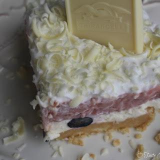 White Chocolate Very Berry Lasagna.